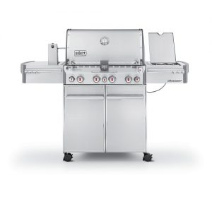 Weber Summit 7170001 S-470 Review