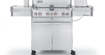 weber summit s470 review